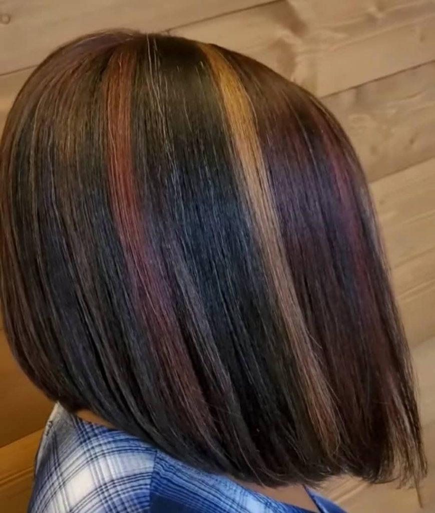 رنگ و مش حرفه ای ، رنگ و مش پیشرفته ، متخصص رنگ و مش